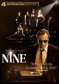 Nine - Poster / Capa / Cartaz - Oficial 11