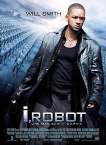 Eu, Robô - Poster / Capa / Cartaz - Oficial 6