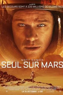 Perdido em Marte - Poster / Capa / Cartaz - Oficial 12