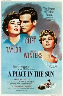 Um Lugar ao Sol - Poster / Capa / Cartaz - Oficial 3