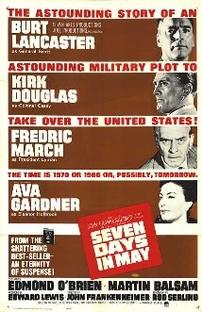 Sete Dias de Maio - Poster / Capa / Cartaz - Oficial 2