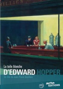 Edward Hopper e a Tela em Branco - Poster / Capa / Cartaz - Oficial 1