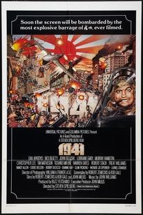 1941 - Uma Guerra Muito Louca - Poster / Capa / Cartaz - Oficial 1