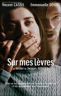 Sobre Meus Lábios - Poster / Capa / Cartaz - Oficial 1