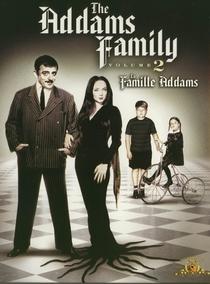 A Família Addams (2ª Temporada) - Poster / Capa / Cartaz - Oficial 1
