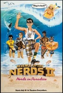 A Vingança dos Nerds 2 - Os Nerds Saem de Férias - Poster / Capa / Cartaz - Oficial 1