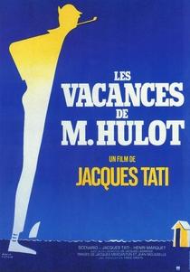 As Férias do Sr. Hulot - Poster / Capa / Cartaz - Oficial 6