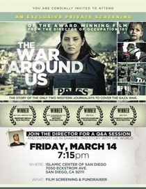 A Guerra à Nossa Volta - Poster / Capa / Cartaz - Oficial 2