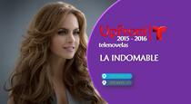 La Indomable - Poster / Capa / Cartaz - Oficial 1