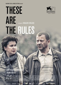 These Are the Rules - Poster / Capa / Cartaz - Oficial 1