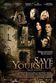 Save Yourself - Poster / Capa / Cartaz - Oficial 1