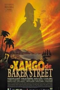 O Xangô de Baker Street - Poster / Capa / Cartaz - Oficial 2