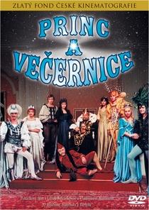 Princ a Večernice - Poster / Capa / Cartaz - Oficial 1
