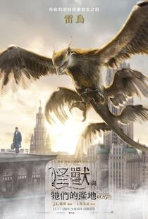 Animais Fantásticos e Onde Habitam - Poster / Capa / Cartaz - Oficial 21