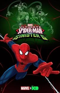 Ultimate Homem-Aranha (4ª Temporada) - Poster / Capa / Cartaz - Oficial 1