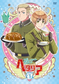 Hetalia: The beautiful world specials - Poster / Capa / Cartaz - Oficial 1