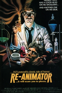 Re-Animator - Poster / Capa / Cartaz - Oficial 1