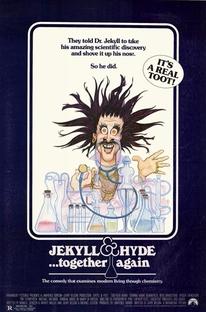 Jekyll and Hyde Juntos Outra Vez - Poster / Capa / Cartaz - Oficial 1