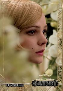 O Grande Gatsby - Poster / Capa / Cartaz - Oficial 29