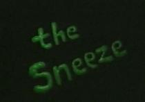 The Sneeze - Poster / Capa / Cartaz - Oficial 1