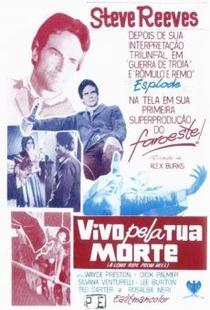 Vivo Pela Tua Morte - Poster / Capa / Cartaz - Oficial 5