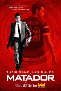 Matador (1ª Temporada) - Poster / Capa / Cartaz - Oficial 1