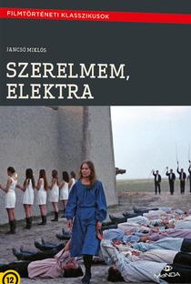 Electra, Meu Amor - Poster / Capa / Cartaz - Oficial 4