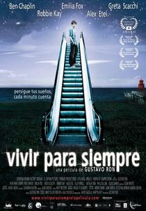 Viver Para Sempre - Poster / Capa / Cartaz - Oficial 2