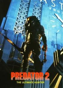Predador 2 - A Caçada Continua - Poster / Capa / Cartaz - Oficial 9