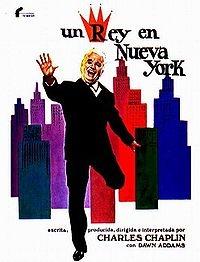 Um Rei em Nova York - Poster / Capa / Cartaz - Oficial 3