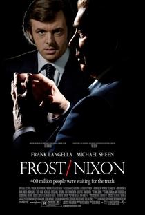 Frost/Nixon - Poster / Capa / Cartaz - Oficial 1