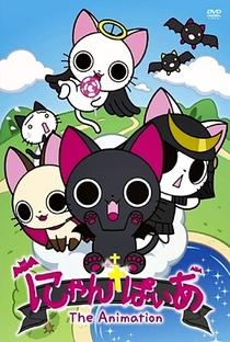 Nyanpire The Animation - Poster / Capa / Cartaz - Oficial 1