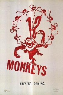 Os 12 Macacos - Poster / Capa / Cartaz - Oficial 4