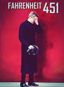 Fahrenheit 451 - Poster / Capa / Cartaz - Oficial 7