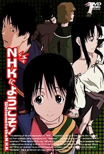 NHK ni Youkoso! - Poster / Capa / Cartaz - Oficial 13