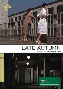 Dia de Outono - Poster / Capa / Cartaz - Oficial 1