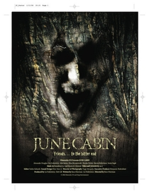 June Cabin - Poster / Capa / Cartaz - Oficial 2