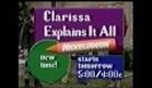 Clarissa Explains It All Commercial- 1994