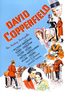 David Copperfield - Poster / Capa / Cartaz - Oficial 2