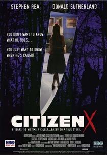Cidadão X - Poster / Capa / Cartaz - Oficial 6