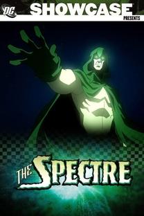 DC Showcase - Espectro - Poster / Capa / Cartaz - Oficial 1
