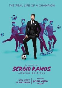 The Heart of Sergio Ramos - Poster / Capa / Cartaz - Oficial 1