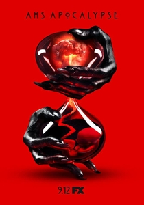 American Horror Story: Apocalypse (8ª Temporada) - Poster / Capa / Cartaz - Oficial 2
