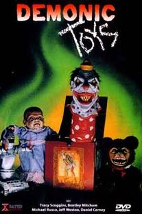 Brinquedos Diabólicos - Poster / Capa / Cartaz - Oficial 1