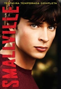 Smallville: As Aventuras do Superboy (3ª Temporada) - Poster / Capa / Cartaz - Oficial 2