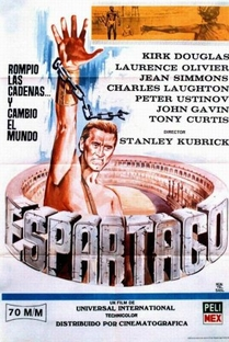 Spartacus - Poster / Capa / Cartaz - Oficial 6
