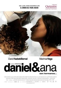 Daniel e Ana - Poster / Capa / Cartaz - Oficial 1