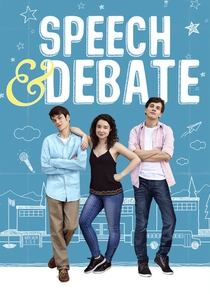 Speech & Debate - Poster / Capa / Cartaz - Oficial 2