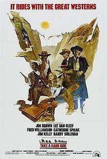Cavalgada Infernal - Poster / Capa / Cartaz - Oficial 2