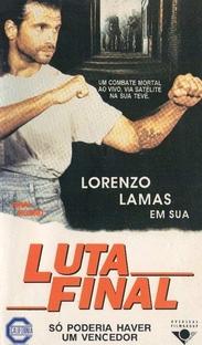 Luta Final - Poster / Capa / Cartaz - Oficial 2
